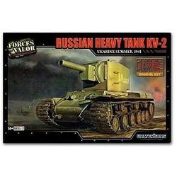 Russian Heavy Tank KV-2 1:72 # FOV 873003A