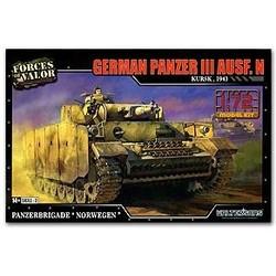 German Panzer III 1:72 # FOV 873008A
