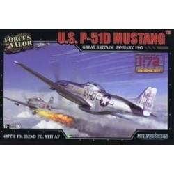 P-51D Mustang 1:72 # FOV 873010A