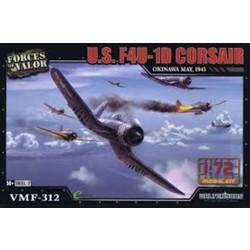 Corsair F4U-1D 1:72 # FOV 873011A