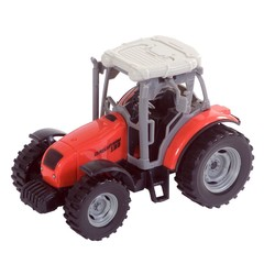 Dutch Farm Rode Tractor 1:32
