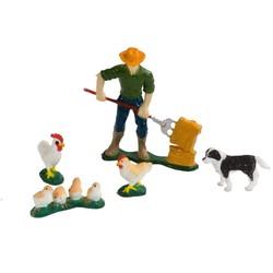 Dutch Farm set Boer met Dieren