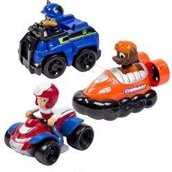 Paw Patrol Rescue Racers 3 pack