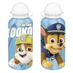 Paw Patrol Lichtblauwe Drinkfles 500 ml