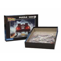 Back to the Future: Delorean Out a Time Puzzel