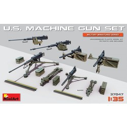 U.S. Machine Gun Set # MiniArt 37047