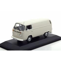 Volkswagen T2 Delivery Van 1972 Grijs 1:43 # Maxichamps