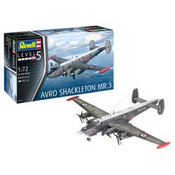 Avro Shackleton MR.3 1:72 # Revell 03873