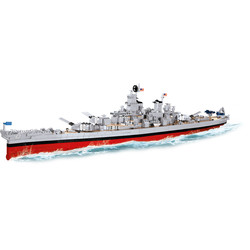 USS Missouri - World of Warships - Cobi 3084