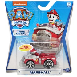Paw Patrol Die Cast Vehicle - Marshall