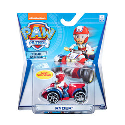 Paw Patrol Die Cast Vehicle - Ryder