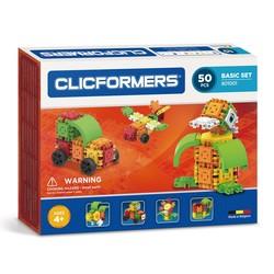 Clicformers Basisset - 50 Delig