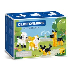 Clicformers Puppies Friends Set - 123 Delig