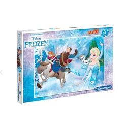 Frozen Maxi Puzzel  - 30 stukjes