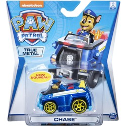 Paw Patrol Die Cast Vehicle - Chase Gele Pilon