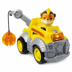 Paw Patrol Mighty Pups Voertuig Rubble
