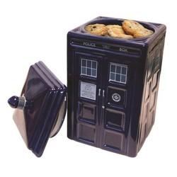 Dr. Who: Tardis Ceramic Cookie Jar