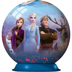 Disney Frozen 2 - 3D Puzzel - 72 stukjes