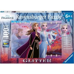 Disney Frozen 2 - Legpuzzel - 100 stukjes - Glitter
