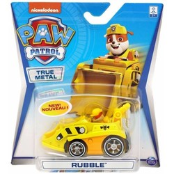 Paw Patrol Die Cast Vehicle - Rubble met boor