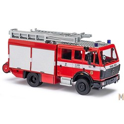 Mercedes Benz MK88 Brandweer NL 1:87 - Busch 43861