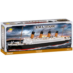RMS Titanic # Cobi 1916