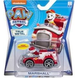 Paw Patrol Die Cast Vehicle - Marshall ambu