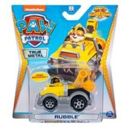 Paw Patrol Die Cast Vehicle - Rubble