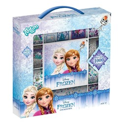Frozen Stickerbox  met 1000 stickers