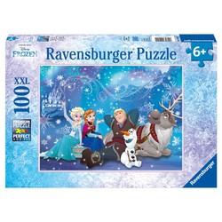 Frozen Puzzel IJsmagie 100 Stukjes XXL