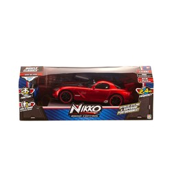 Nikko RC Dodge SRT Viper 1:16