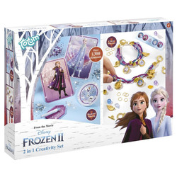 Frozen 2 - 2 In 1 Creativity Set