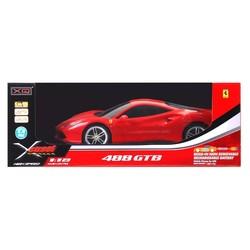RC Ferrari 488GBT Rood Schaal 1:18