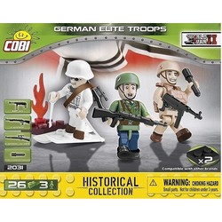 German Elite Troops # Cobi 2031