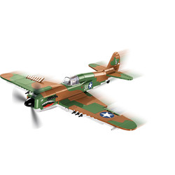 Curtiss P40E Warhawk # Cobi 5706