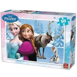 Disney Frozen Puzzel 50 stukjes