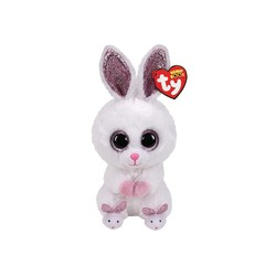 Ty Beanie Boo's  Slippers Bunny- 15 cm