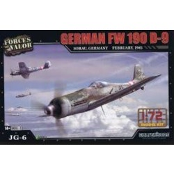 German FW 190 D-9 Sourou 1:72 # FOV 873012A