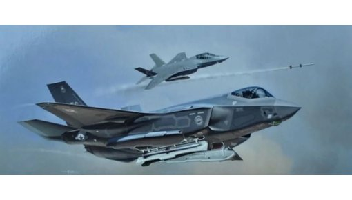 Bouwpakket Luchtmacht
