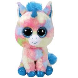Ty Beanie Boo's Blitz Unicorn - 15cm