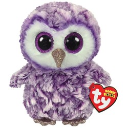 Ty Beanie Boo Moonlight Owl - 15 cm