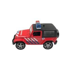 112 Brandweerauto 4x4 met licht en geluid