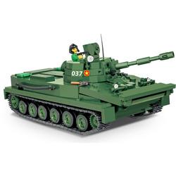 PT-76 Amphibious Tank # Cobi 2235