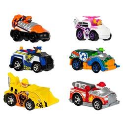 Paw Patrol Die Cast Vehicles 6 Pack