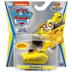 Paw Patrol Die Cast Vehicle - Charged Up Rubble