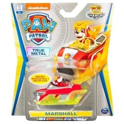 Paw Patrol Die Cast Vehicle - Charged Up Marshall