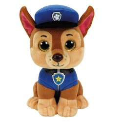 Paw Patrol Chase 24 cm - TY Knuffel