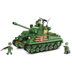 M4A3E8 Sherman Easy Eight # Cobi 2533