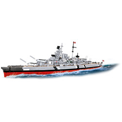 Slagschip de Bismarck # Cobi 4819