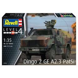 Dingo 2 GE A2.3 PatSi 1:35 # Revell 03284